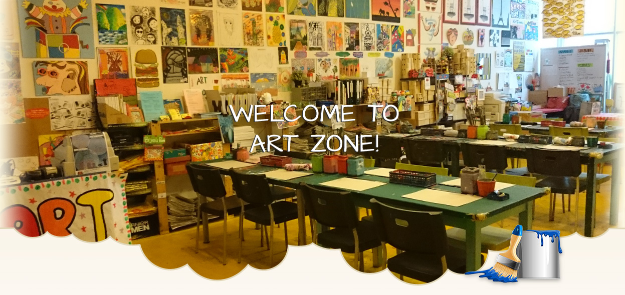 Art Classes in Art Zone