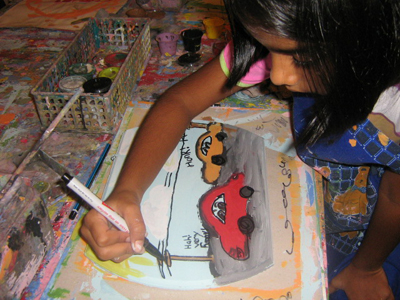 Creative Art Learning Programme