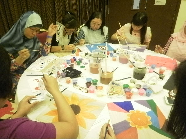 Adult Acrylic Painting Workshop