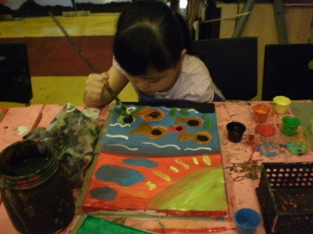 Art Zone Art Classes Singapore